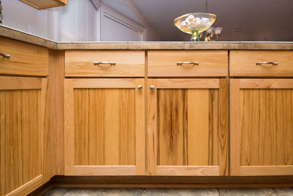 Clear Coat Cabinet