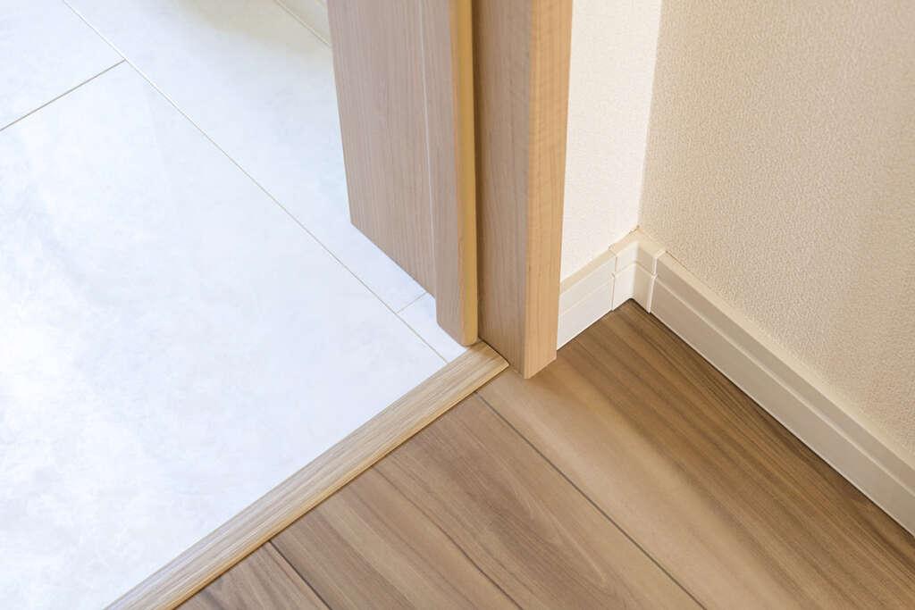Door threshold